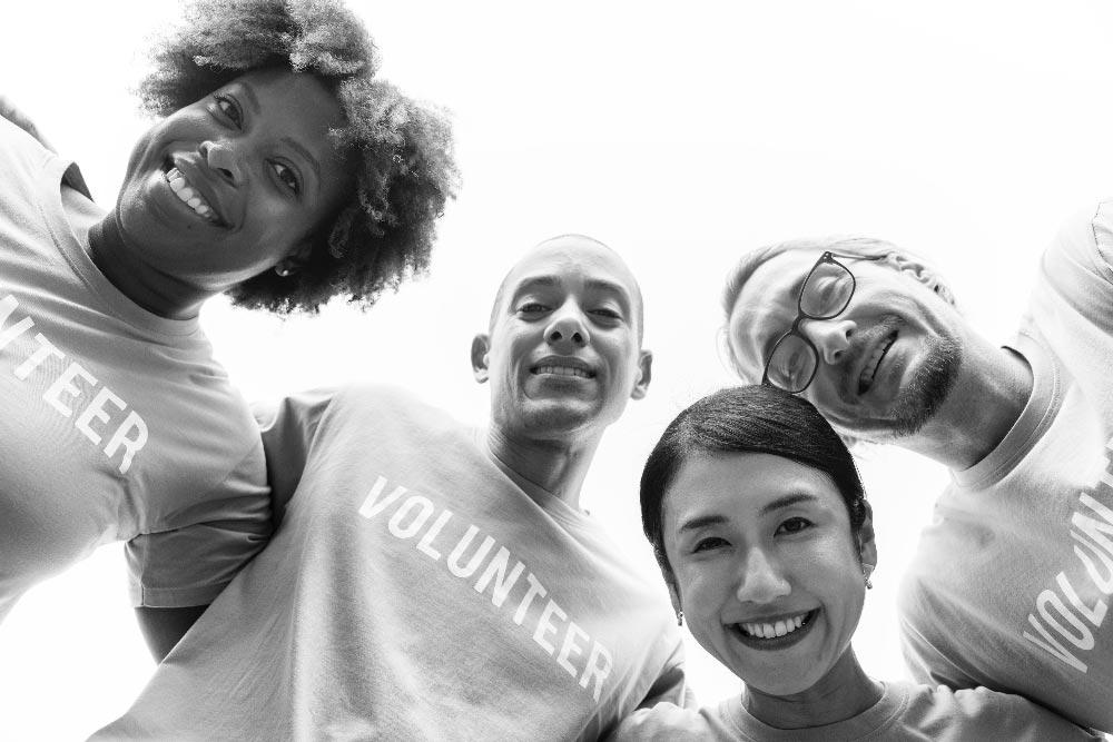 Le volontariat, une manière de se faire de nouveaux amis